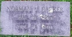 Norman Vanderbilt Barker
