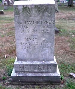 Rev J. W. Metzner
