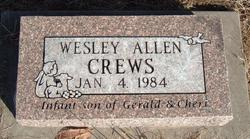 Wesley Allen Crews