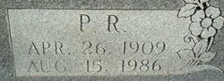 P. R. Davis