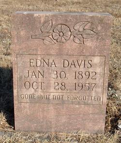 Edna Davis