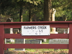 Farmers Creek Cemetery