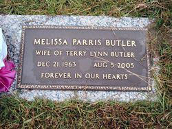 Melissa <i>Parris</i> Butler