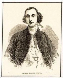 Col Daniel Parke Custis