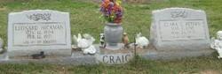 Clara Louise <i>Peters</i> Craig