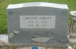 Chester Abbott
