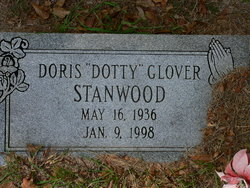 Doris Dottie <i>Glover</i> Stanwood