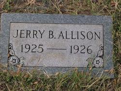 Jerry B Allison