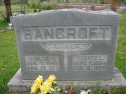 Millie Mae <i>Vine</i> Bancroft
