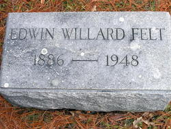 Edwin Willard Felt