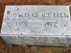 Phyllis Grace Felt