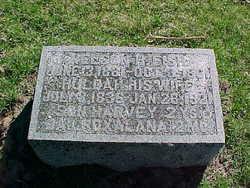 Huldah <i>Ackerman</i> Armstrong