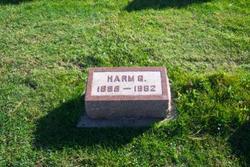 Harm Gerdes Harms