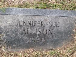 Jennifer Sue Allison