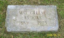 Mae <i>Greene</i> Brooks