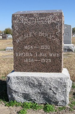 Wesley Bolick