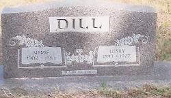 Mamie Arizona <i>Laws</i> Dill