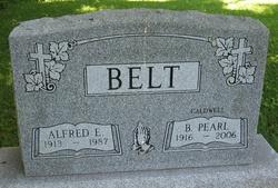 Blanche Pearl <i>Caldwell</i> Belt