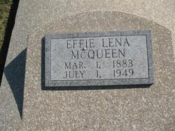 Effie Lena <i>Breeding</i> McQueen