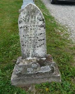 Mary E <i>Lieghty</i> Payton