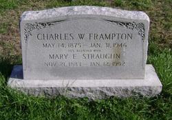 Mary E. <i>Straughn</i> Frampton