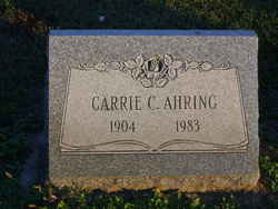 Carrie C. Ahring