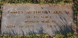 James Arthur Carr, Sr