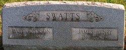 Mary <i>Johnson</i> Swatts