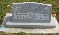 Joseph Elmo England