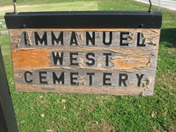 Immanuel West Cemetery