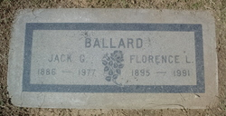 Florence Lavinia <i>Blunk</i> Ballard
