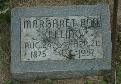 Margaret Ann Mag <i>Smith</i> Keeling