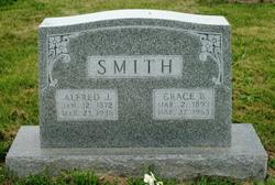 Grace B <i>McCormick</i> Smith