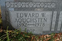 Edward Wensel Eddie Aoughsten