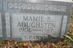 Mamie Adeline <i>Baker</i> Aoughsten