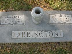 Richard Dawdy Arrington
