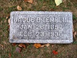 Jacob Daniel Templin