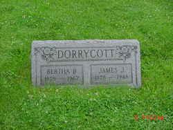 Bertha Belle <i>Booth</i> Dorrycott