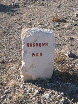 Unknown Man