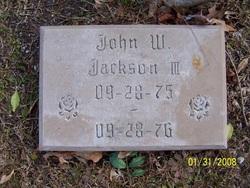 John W Jackson, III
