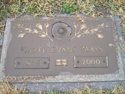 Hazel Faye <i>Sprinkle</i> Mays