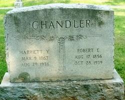 Harriet Overby <i>Yancey</i> Chandler