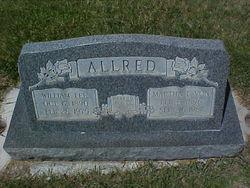 Martha Lavon <i>Larsen</i> Allred