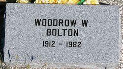 Woodrow W Bolton