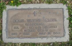 Doris Wayne Barber