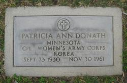 Patricia Ann Donath