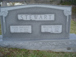 William Stone Stewart