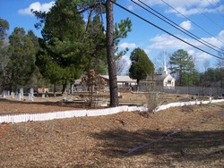 Providence Church and Cemetery