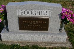 Clifford O Boogher