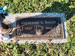 Catherine Theresa <i>Gratzick</i> Bailey